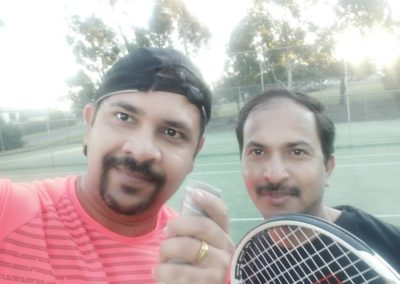 Uday and Shivlal, Parramatta Tennis League