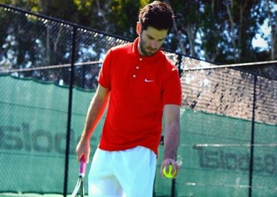 Tom, Northern Beaches Tennis League